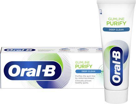 Oral-B Gumline Purify Deep Clean Tandkräm, 75ml