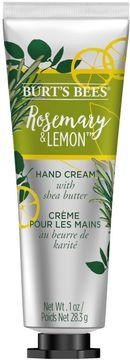 Burt's Bees Mini Hand Cream Rosemary & Lemon 28.3g