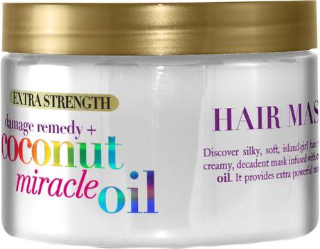 OGX Coconut Miracale Oil Hair Mask Hårinpackning. 168 g