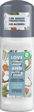Love Beauty and Planet Deo refreshing Deodorant. 50 ml