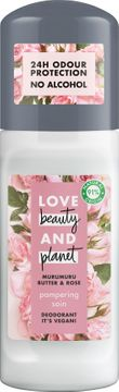 Love Beauty and Planet Deo caring Deodorant. 50 ml