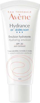 Avène Hydrance UV-Light Återfuktande ansiktskräm. 40 ml.