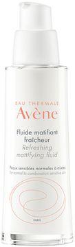 Avène Refreshing Mattifying Fluid Ansiktskräm för torr hy. 50 ml.