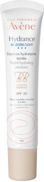 Avène Hydrance BB-Light Tonad ansiktskräm. 40 ml.