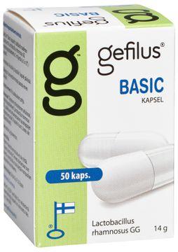 Gefilus Basic Kapsel, 50 st