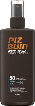 Piz Buin Ultra Light Spray SPF 30 Solskydd, 200ml