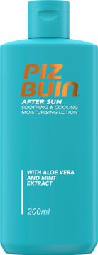 Piz Buin After Sun Soothing & Cooling Lotion After Sun, 200 ml