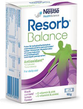 Resorb Balance Vätskeersättning, 90 g