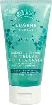 Lumene PUHDAS Micellar Gel Cleanser 150 ml