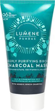 Lumene PUHDAS Birch Charcoal Mask 75 ml