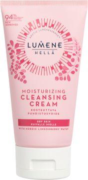 Lumene HELLÄ Moisturizing Cleansing Cream 150 ml