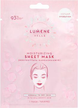 Lumene HELLÄ Moisturizing Sheet Mask 1 st