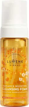 Lumene KIRKAS Radiance Boost Cleans Foam 150 ml
