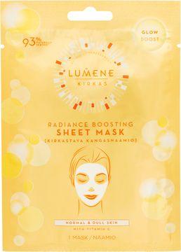 Lumene KIRKAS Radiance Boosting Sheet Mask 1 st
