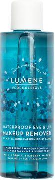 Lumene Waterproof Eye & Lip Makeup Remover 100 ml