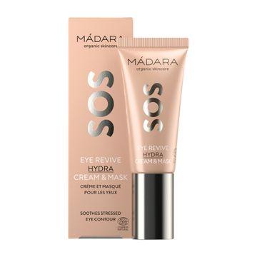 Mádara SOS Eye Revive Cream & Mask 20 ml