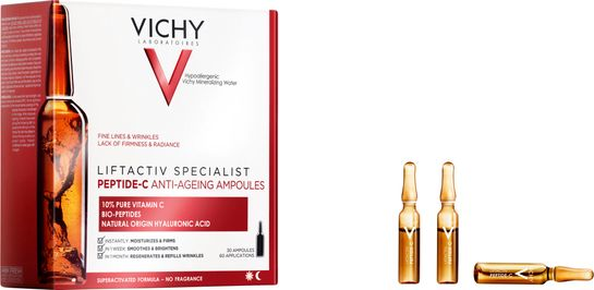 Vichy VIC LIFT PEPC X30 AMPOULES L19 1,5ml