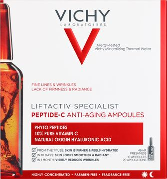 Vichy Liftactiv Peptide-C Antiageing-ampuller Ampuller, 1.5 ml