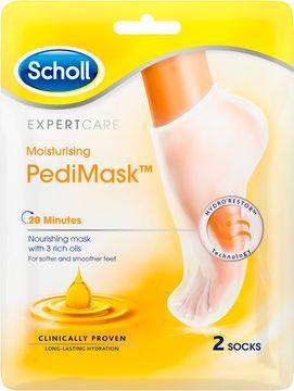 Scholl Mjukgörande Fotmask x3Oil Fotmask, 2 st