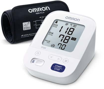 Omron Blodtrycksmätare M3 Comfort 2020 Blodtrycksmätare, 1 st