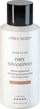 Löwengrip Good To Dry Shampoo Torrschampo, 100 ml