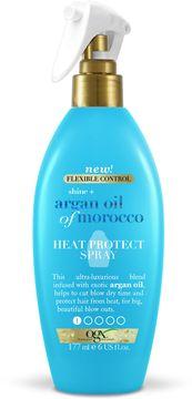 OGX Argan Oil Heat Protection Spray 177  ml
