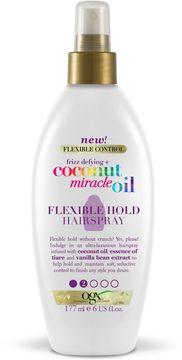 OGX CocoMiracle Flexible Hold HairSpray 177  ml