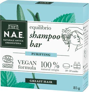 N.A.E. Equilibrio Shampoo Bar Purifying 85 gr
