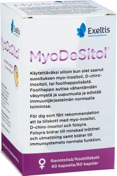 MyoDeSitol Kapslar 60 st