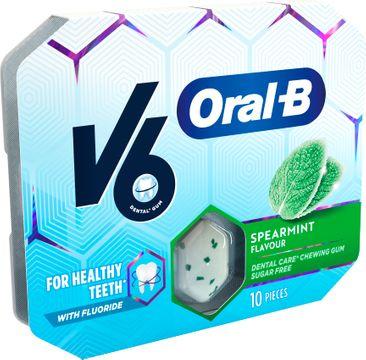 V6 Oral-B Spearmint 10 bitar