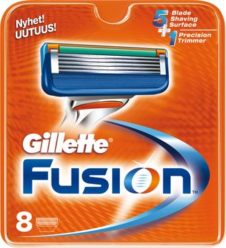Gillette Fusion5 Manual 8-pack