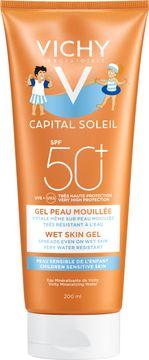 Vichy Capital Soleil Kids SPF50+ Solskydd, 200 ml