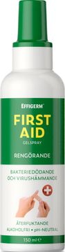 Effigerm First Aid Sårrengöring, 150 ml