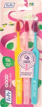 TePe Good Regular Soft Tandborste, 3 st