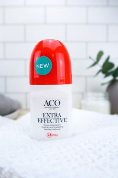 ACO Deo Extra Effective Antiperspirant, parfymerad, 50 ml