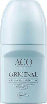ACO Deo Original Antiperspirant, parfymerad, 50 ml