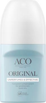 ACO Deo Original Antiperspirant, oparfymerad, 50 ml