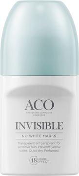 ACO Deo Invisible Antiperspirant, parfymerad, 50 ml