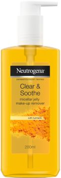 Neutrogena Clear & Soothe Makeup Remover Makeup remover, 200 ml