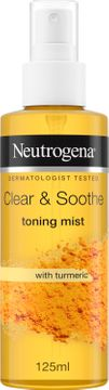 Neutrogena Clear & Soothe Mist Ansiktsspray, 125 ml