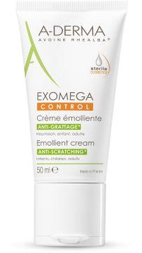 A-Derma Exomega Control Cream 50 ml