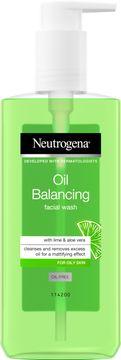 Neutrogena Oil Balancing Facial Wash Ansiktsrengöring, 200 ml