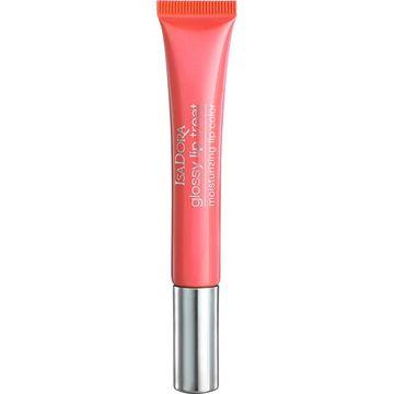 Isadora Glossy Lip Treat 66 Papaya Sparkle Läppglans, 13 ml