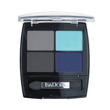 Isadora Eye Shadow Quartet 24 Forever Blue, Ögonsskugga