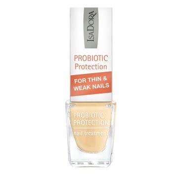Isadora Probiotic Protection Nail Treatment Stärkande nagelvård. 6 ml