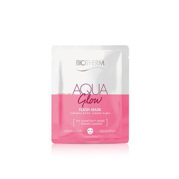 Biotherm Aqua Super Mask Glow Ansiktsmask, 1 st