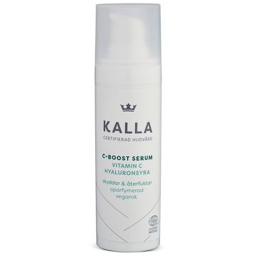 Kronans Apotek Kalla C-Boost Serum Ansiktsserum med vitamin C. 30 ml