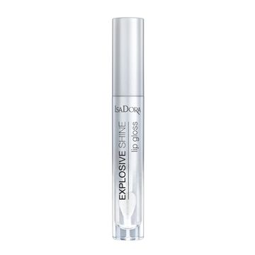 Isadora Explosive Shine Lip Gloss Crytel Clear
