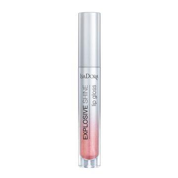 Isadora Explosive Shine Lip Gloss Pink Sparkle
