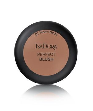 Isadora Perfect Blush 01 Warm Nude, Rouge